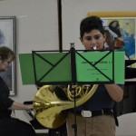 Elevene på FTMs musikkskole baserer sitt repertoar på donnerte norske lærebøker.